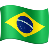 Flag: Brazil on Facebook 4.0
