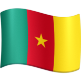 Flag: Cameroon on Facebook 4.0
