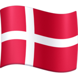 Flag: Denmark on Facebook 4.0