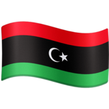 Flag: Libya on Facebook 4.0