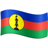 Flag: New Caledonia on Facebook 4.0