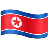 Flag: North Korea on Facebook 4.0