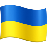 Flag: Ukraine on Facebook 4.0