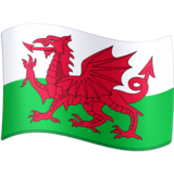 Flag: Wales on Facebook 4.0