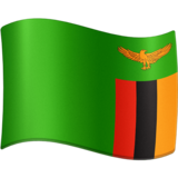 Flag: Zambia on Facebook 4.0