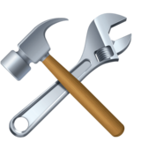 Hammer and Wrench on Facebook 4.0