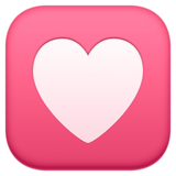 Heart Decoration on Facebook 4.0