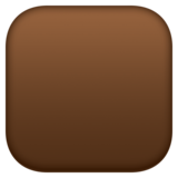 Brown Square on Facebook 4.0