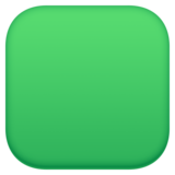 Green Square on Facebook 4.0