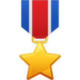 Military Medal on Facebook 4.0