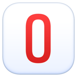 O Button (Blood Type) on Facebook 4.0
