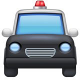 Oncoming Police Car on Facebook 4.0
