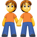 People Holding Hands on Facebook 4.0