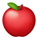 Red Apple on Facebook 4.0