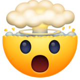 Exploding Head on Facebook 4.0