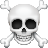 Skull and Crossbones on Facebook 4.0