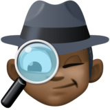 Detective: Dark Skin Tone on Facebook 4.0