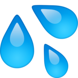 Sweat Droplets on Facebook 4.0