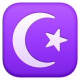 Star and Crescent on Facebook 4.0