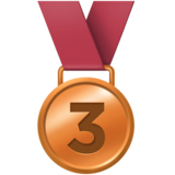 3rd Place Medal on Facebook 4.0