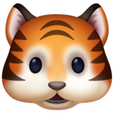 Tiger Face on Facebook 4.0