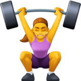 Woman Lifting Weights on Facebook 4.0