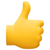 Thumbs Up on Facebook 13.0