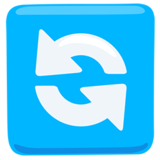 Counterclockwise Arrows Button on Messenger 1.0