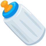 Baby Bottle on Messenger 1.0