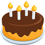 Birthday Cake Emoji On Messenger 10