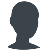Bust in Silhouette on Messenger 1.0