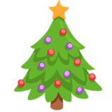 Christmas Tree Emoji On Messenger 1 0