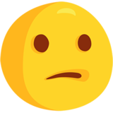 Confused Face on Messenger 1.0