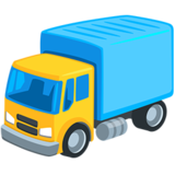 Delivery Truck on Messenger 1.0