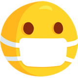 Face With Medical Mask on Messenger 1.0
