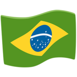 Flag: Brazil on Messenger 1.0