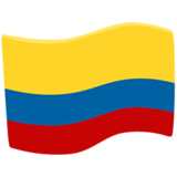 Flag: Colombia on Messenger 1.0
