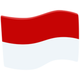 Flag: Indonesia on Messenger 1.0