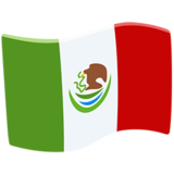 Flag: Mexico on Messenger 1.0