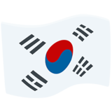Flag: South Korea on Messenger 1.0