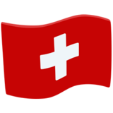 Flag: Switzerland on Messenger 1.0