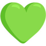 Green Heart on Messenger 1.0