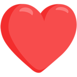 Red Heart on Messenger 1.0