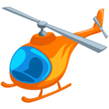 Helicopter on Messenger 1.0