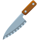 Kitchen Knife Emoji On Messenger 1 0