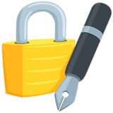 Locked with Pen on Messenger 1.0