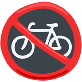 No Bicycles on Messenger 1.0