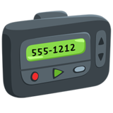 Pager on Messenger 1.0