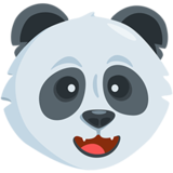 Panda Face on Messenger 1.0