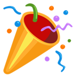 Party Popper on Messenger 1.0